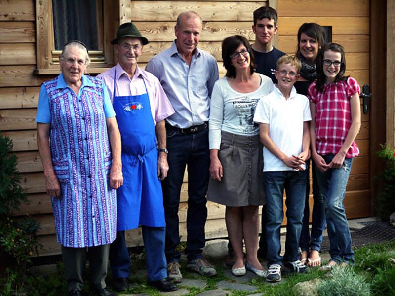 Unterplattner Familie